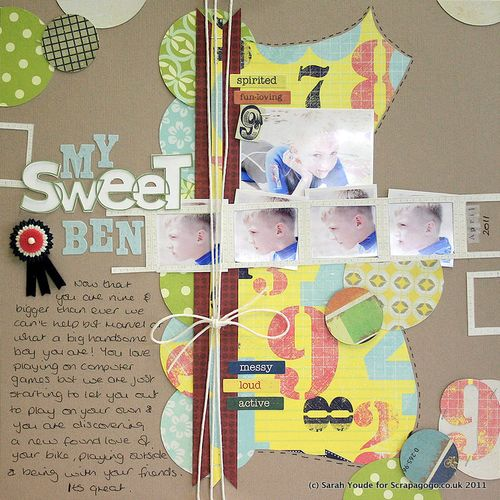 June Kit - My Sweet Ben