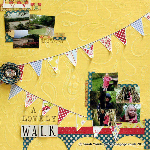 A Lovely Walk by Sarah Youde