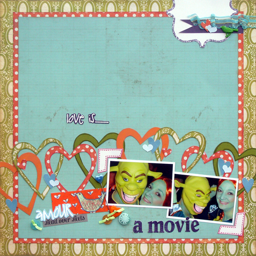 Love is... a movie