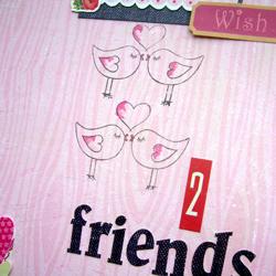 Friends stamp-1